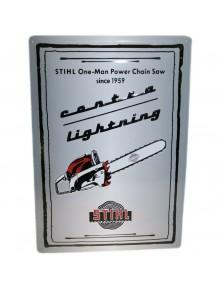 Табела STIHL One-Man Power Chain Saw