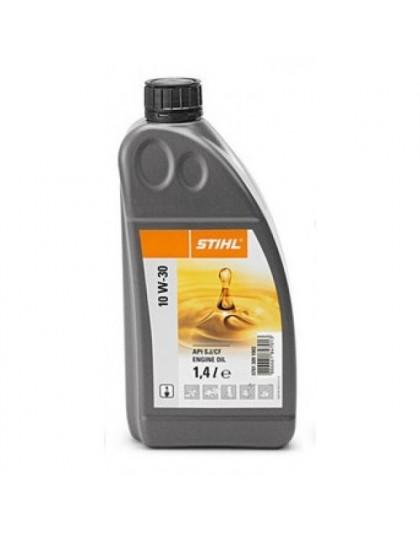Моторно масло STIHL 10 W-30 1,4 l