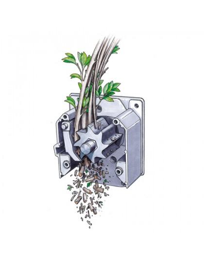 Електрическа дробилка за клони STIHL GHE 135 L