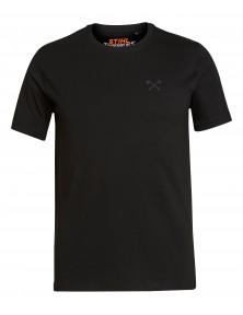 Мъжка тениска STIHL SMALL AXE TIMBERSPORTS черна