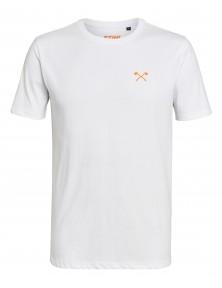 Мъжка тениска STIHL SMALL AXE TIMBERSPORTS бяла