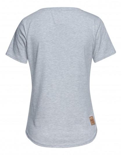 Дамска тениска STIHL ICON сива