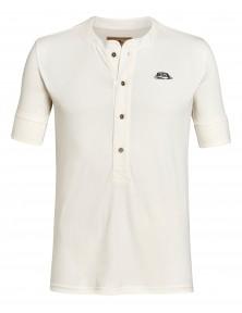 Мъжка тениска STIHL HENLEY бяла