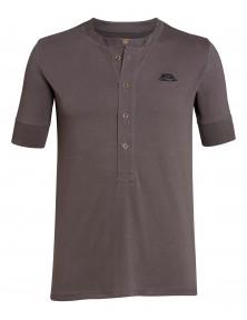 Мъжка тениска STIHL HENLEY сива