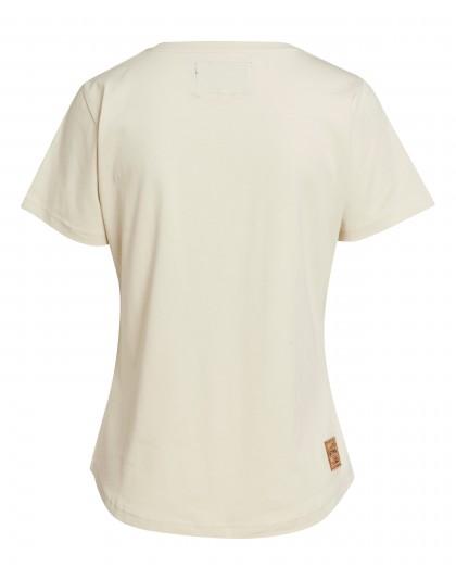 Дамска тениска STIHL ICON бежова