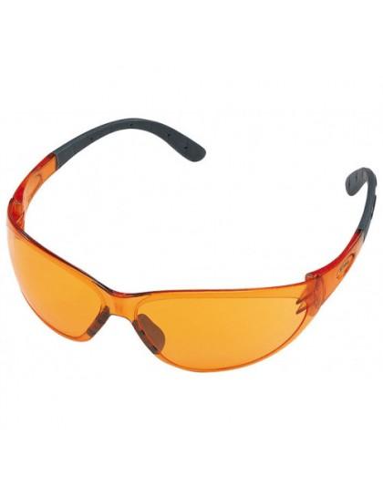 Предпазни очила STIHL DYNAMIC Contrast оранжеви