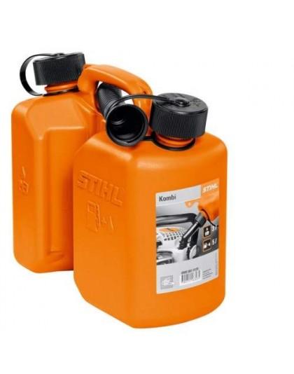 Комбинирана туба професионална STIHL 5/3l оранжева