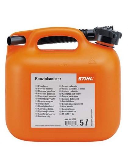 Туба за бензин STIHL 5l оранжева