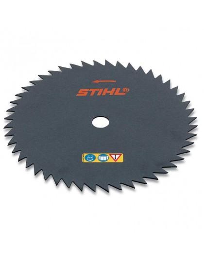 Циркулярен диск за храсти STIHL - с остри зъби