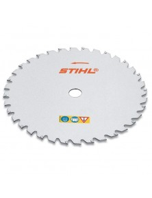 Циркулярен диск за храсти STIHL - с твърдосплавни зъби