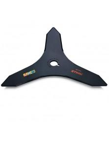 Нож за косене на гъсталак STIHL 250 mm - тристранен