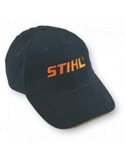 Шапка за голф черна STIHL
