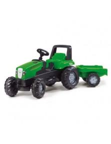 Тракторче VIKING с ремарке