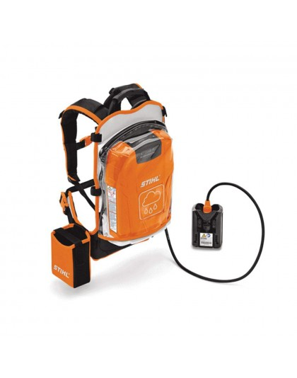 Акумулаторна батерия STIHL AR 1000, носена на гръб