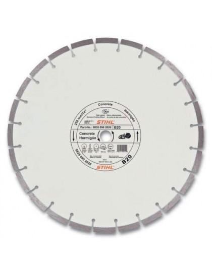Диамантен диск за бетон STIHL B20 Ø 350 mm