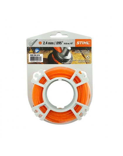 Безшумна корда STIHL - 2.4 mm 14 m