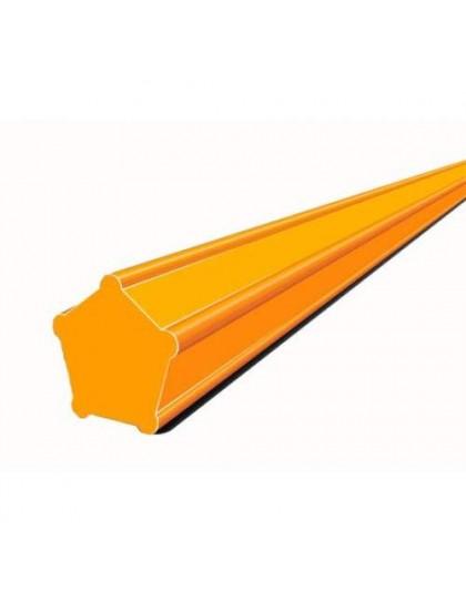 Петоъгълна корда STIHL - 2.4 mm