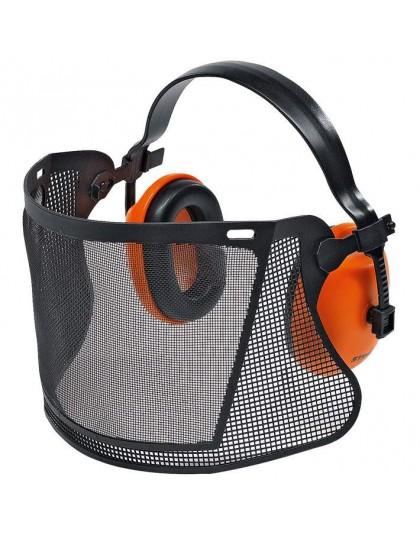 Комплект за защита на лицето и слуха STIHL ECONOMY