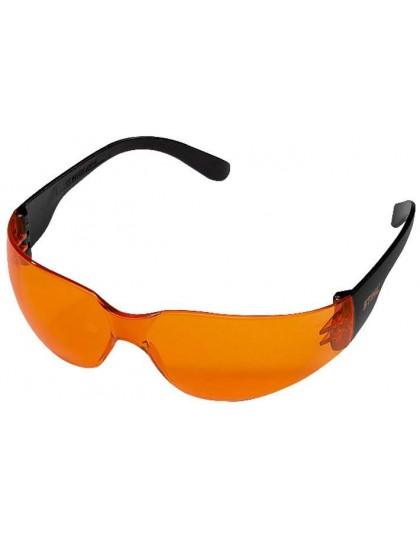 Предпазни очила STIHL Light, с оранжеви стъкла