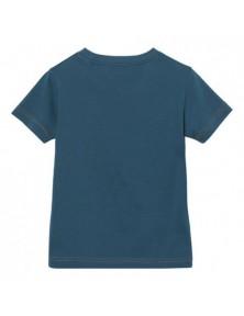Детска синя тениска Бобър STIHL