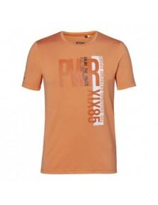 Тениска PWR оранжева STIHL TIMBERSPORTS
