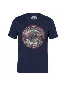 Тениска STIHL Heritage синя