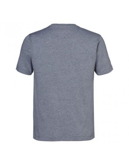"""Мъжка тениска """"WOOD"""" STIHL сива"""