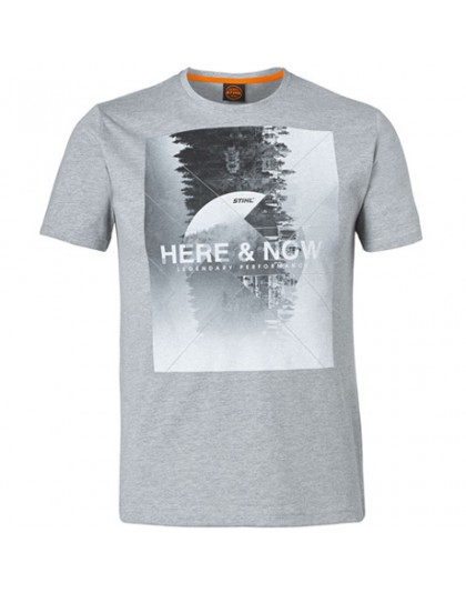 Тениска HERE & NOW STIHL