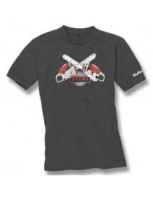 Тениска STIHL Contra  тъмносива