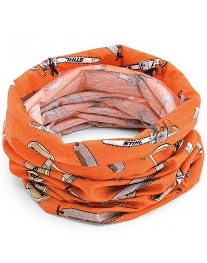 Кърпа за глава STIHL оранжева