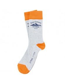 Чорапи Exploring STIHL сиви