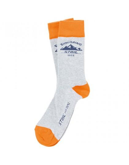 Чорапи Exploring STIHL сини