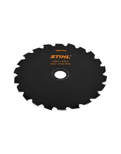 Циркулярен диск с плоски зъби 225-22HP STIHL