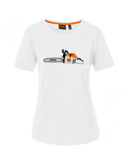 Дамска тениска Chainsaw STIHL