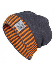 Плетена шапка STIHL тъмносива