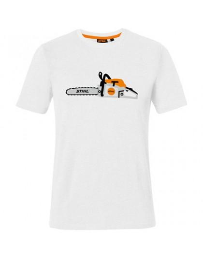 Мъжка тениска Chainsaw STIHL