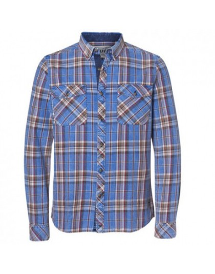 Мъжка риза STIHL Indigo