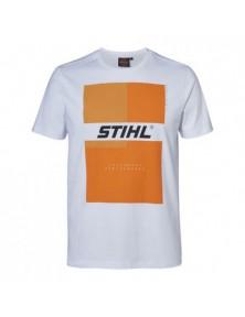 Мъжка тениска STIHL бяла