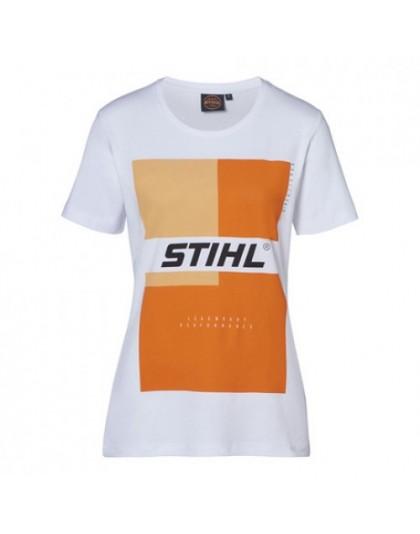 Дамска тениска STIHL бяла