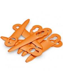 Комплект пластмасови ножове STIHL - 8 броя
