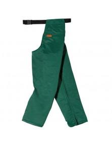 Защита на краката отпред STIHL в зелен цвят