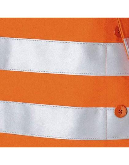Защитно яке STIHL в сигнален цвят VENT 471
